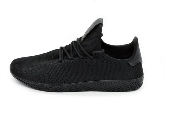Adidas x Pharrell Williams Tennis Hu черные  (40-44)