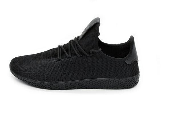 Adidas x Pharrell Williams Tennis Hu черные  (40-44)