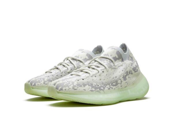 Adidas Yeezy Boost 380 Alien серо-зеленые (35-44)