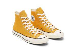 Converse All Star High желтые (35-43)