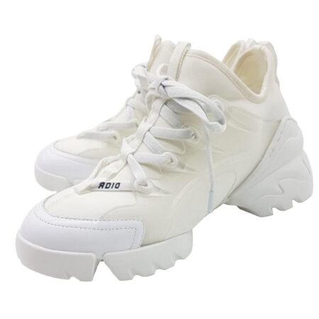 Dior D-Connect белые (35-39)