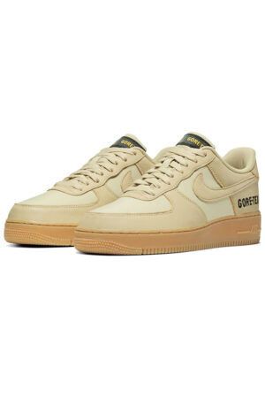 Nike Air Force 1 Low Gore-Tex бежевые (40-44)