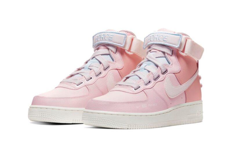 Nike Air Force 1 Utility розовые (35-39)