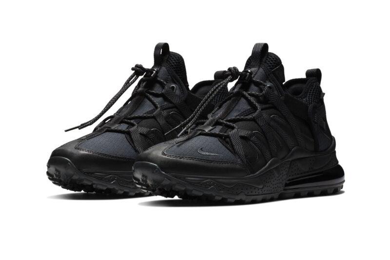 Nike Air Max 270 Bowfin черные (40-44)