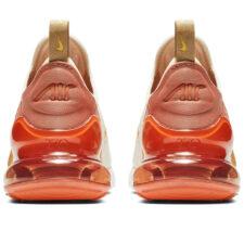 Nike Air Max 270  бронзово-розовые (35-39)