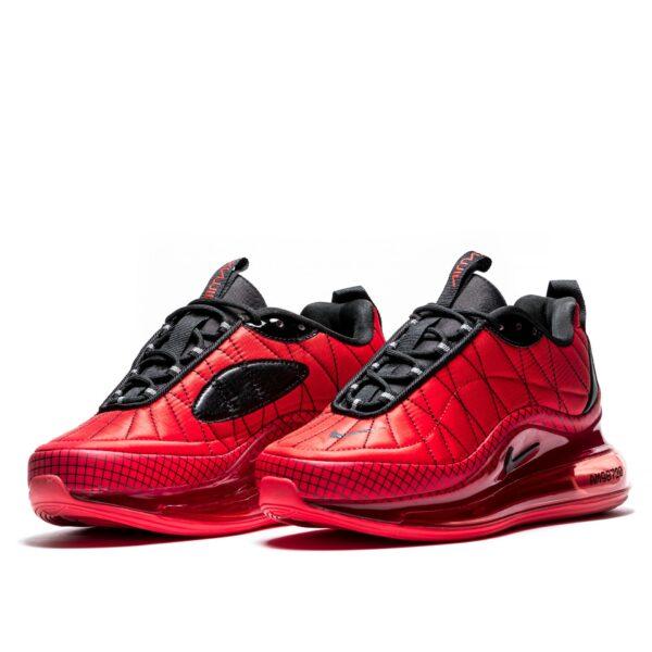 Nike Air Max 720 818 красные с черным (40-44)