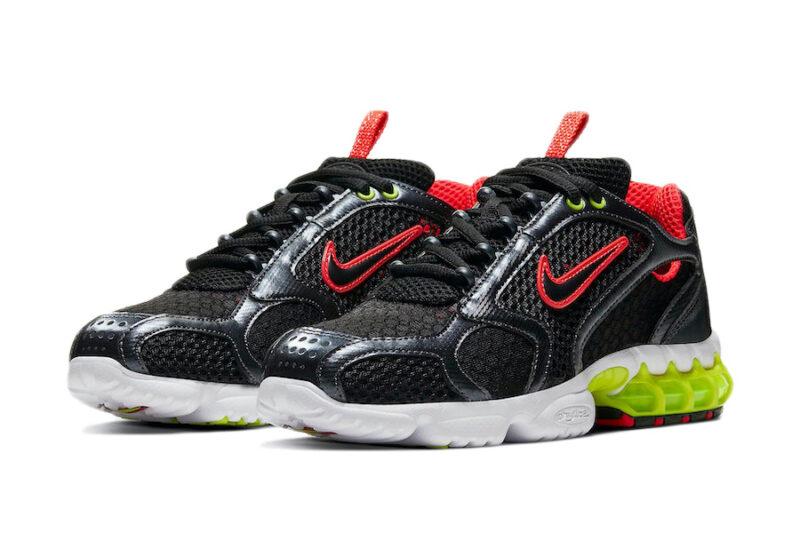 Nike Air Zoom Spiridon Caged 2 черные (40-44)