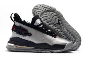 Nike Jordan Proto-Max 720 серебряно-черные (40-45)