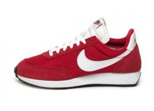 Nike Tailwind красные с белым (40-44)