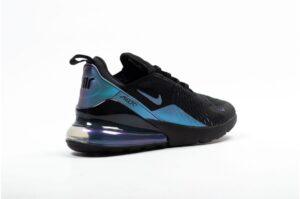Nike Air Max 270 черные хамелеон (35-44)