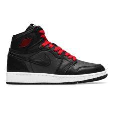 Nike Jordan 1 Rodeo Черные (40-45)