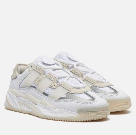 Adidas Niteball белые (40-44)