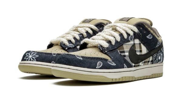 Nike SB Dunk Low Travis Scott разноцветные (35-43)