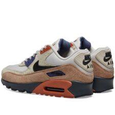 Nike Air Max 90 Desert Sand серые (40-44)