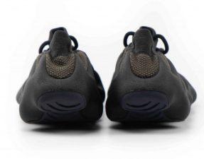 Adidas Yeezy Boost 450 Dark Slate черные мужские (40-44)