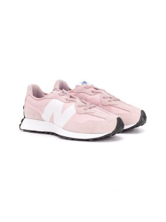 New Balance 327 розовые замшевые женские (35-39)